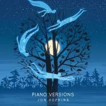 Jon Hopkins: Piano Versions  EP, CD