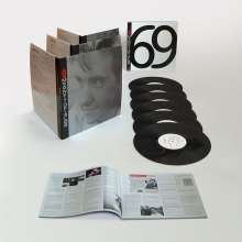 """The Magnetic Fields: 69 Love Songs (Limited-Deluxe-Box-Set), 6 Single 10""""s"""