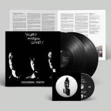 Young Marble Giants: Colossal Youth / Hurrah, New York, November '80, 2 LPs und 1 DVD