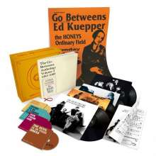 The Go-Betweens: G Stands For Go-Betweens: Volume 2 - 1985-1989 (Strictly Limited Deluxe Box), 5 LPs und 5 CDs