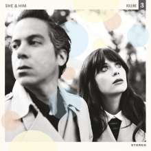 She & Him: Volume 3, CD