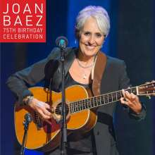 Joan Baez: 75th Birthday Celebration, 2 CDs