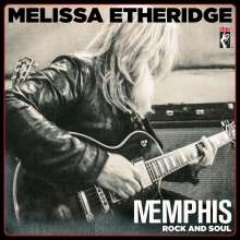Melissa Etheridge: Memphis Rock And Soul, CD