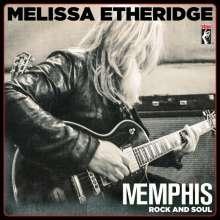 Melissa Etheridge: Memphis Rock And Soul, LP