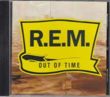 R.E.M.: Out Of Time (25th-Anniversary-Edition), CD