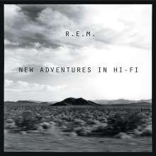 R.E.M.: New Adventures In Hi-Fi (Re-Release 2016), CD