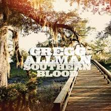 Gregg Allman: Southern Blood, CD