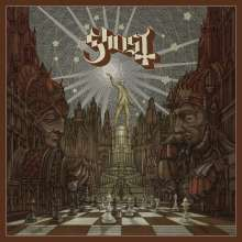 Ghost: Pope (EP), CD
