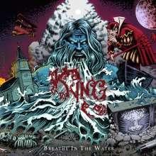 Kyng: Breathe In The Water, CD