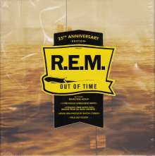 R.E.M.: Out Of Time (25th-Anniversary-Edition), 2 CDs