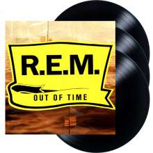 R.E.M.: Out Of Time (25th-Anniversary-Edition) (remastered) (180g) (Limited-Edition), 3 LPs