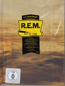 R.E.M.: Out Of Time (25th-Anniversary-Edition) (Limited Edition), 3 CDs