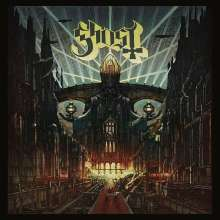 Ghost: Meloria + Pope (EP) (Deluxe Edition), 2 CDs