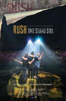 Rush: Time Stand Still, DVD