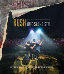 Rush: Time Stand Still, Blu-ray Disc