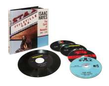 Isaac Hayes: The Spirit Of Memphis: 1962 - 1976 (Limited Edition), 4 CDs