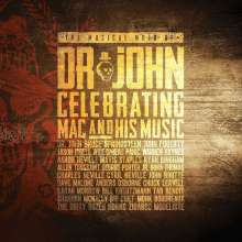 The Musical Mojo Of Dr. John: Celebrating Mac And His Music, 2 CDs
