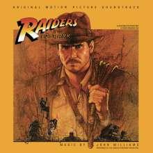 Original Soundtracks (OST): Filmmusik: Raiders Of The Lost Ark (remastered) (180g), 2 LPs