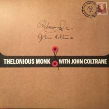 Thelonious Monk & John Coltrane: The Complete 1957 Riverside Recordings (remastered) (180g), 3 LPs