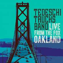 Tedeschi Trucks Band: Live From The Fox Oakland (180g), 3 LPs