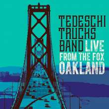 Tedeschi Trucks Band: Live From The Fox Oakland 2016 (Deluxe Edition), 3 CDs