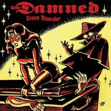 The Damned: Grave Disorder, LP