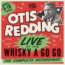 Otis Redding: Live At The Whisky A Go Go (180g), 2 LPs