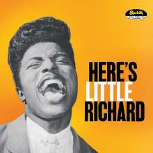 Little Richard: Here's Little Richard (60th Anniversary) (Deluxe-Edition), 2 CDs