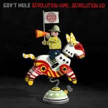 Gov't Mule: Revolution Come... Revolution Go, CD
