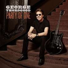 George Thorogood: Party Of One, CD