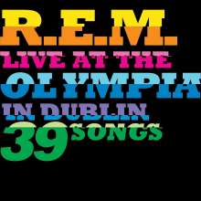 R.E.M.: Live At The Olympia 2007, 2 CDs