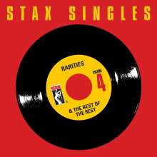 Stax Singles Vol. 4: Rarities & The Best Of The Best (Limited Edition), 6 CDs