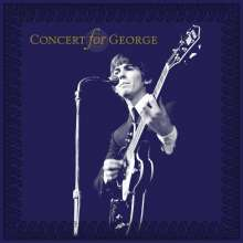 Concert For George, 2 CDs