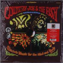Country Joe & The Fish: Electric Music For The Mind And Body (remastered) (180g), LP