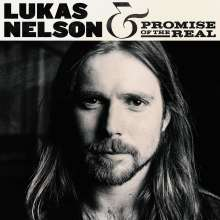Lukas Nelson & Promise Of The Real: Lukas Nelson & Promise Of The Real, CD