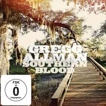 Gregg Allman: Southern Blood (Deluxe-Edition), CD