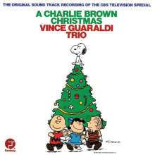 Vince Guaraldi (1928-1976): A Charlie Brown Christmas (180g), LP