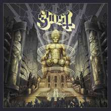 Ghost: Ceremony And Devotion: Live 2017, 2 CDs