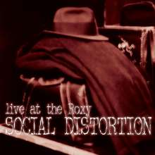 Social Distortion: Live At The Roxy, 2 LPs