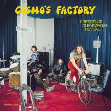 Creedence Clearwater Revival: Cosmo's Factory (Half Speed Master) (180g) (Limited Edition), LP
