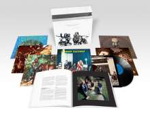 Creedence Clearwater Revival: The Half Speed Masters Box (180g) (Limited Edition), 7 LPs