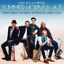 Dave Koz (geb. 1963): Summer Horns II: From A To Z, CD