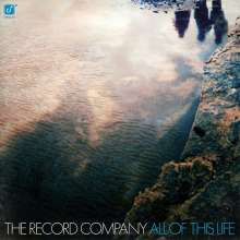 The Record Company: All Of This Life, CD