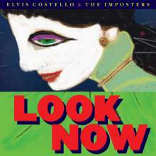 Elvis Costello: Look Now, LP