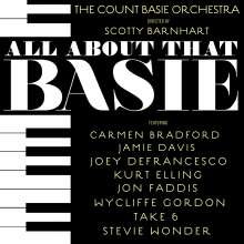 The Count Basie Orchestra: All About That Basie, CD