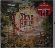Steve Perry: Traces + 5, CD