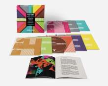 R.E.M.: The Best Of R.E.M. At The BBC (Deluxe-Edition), 8 CDs