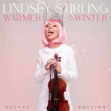 Lindsey Stirling: Warmer In The Winter (Deluxe-Edition), CD