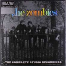 The Zombies: The Complete Studio Recordings (Box-Set) (180g), 5 LPs
