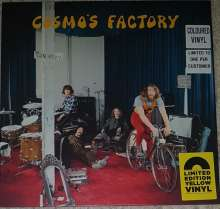 Creedence Clearwater Revival: Cosmo's Factory (Limited-Edition) (Yellow Vinyl), LP